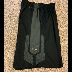 Men's Nike KD black shorts size xl